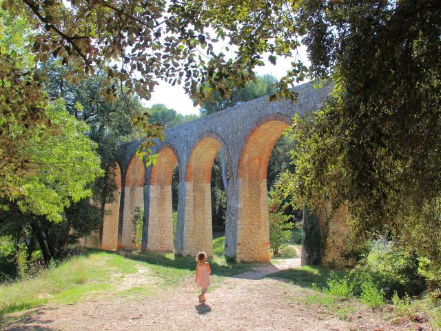 Aqueduc Nature La Penne Sur Huveaune Oti Aubagne