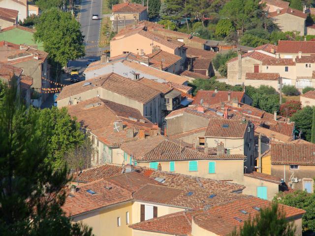 Maisons Village Cuges Les Pins Oti Aubagne