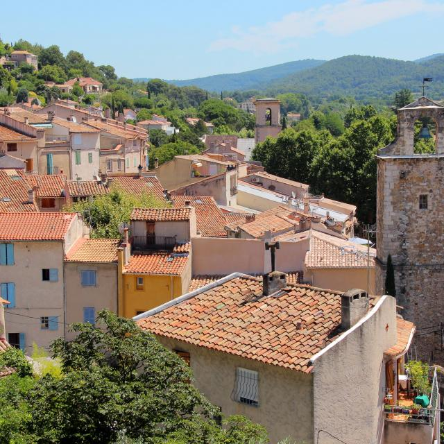 Panorama Ville Auriol Oti Aubagne