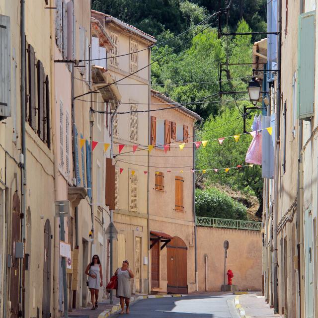 Rue Roquevaire Oti Aubagne