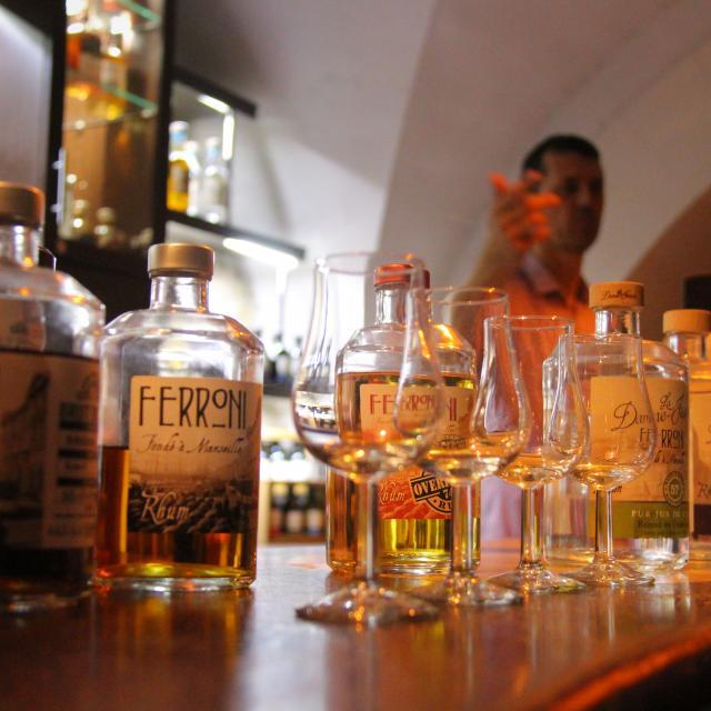 Bar Degustation Maison Ferroni Oti Aubagne