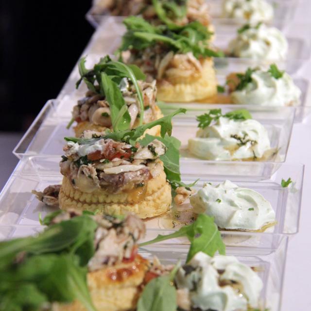 Bouchee à La Reine Chapiteau Culinaire Gastronomie Oti Aubagne