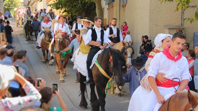 Cavaliers Cavalcade Lascours Oti Aubagne