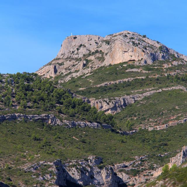 Cretes Garlaban Nature Oti Aubagne