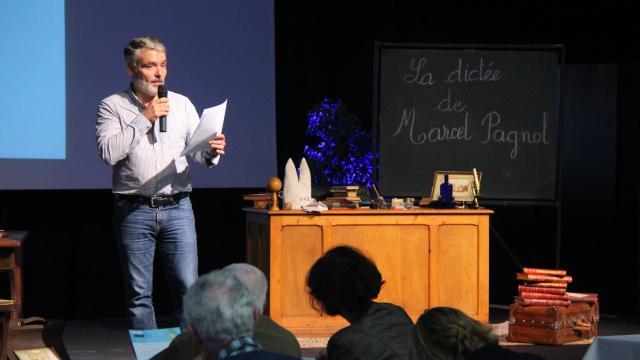 Dictee De Marcel Pagnol Nicolas Pagnol Oti Aubagne