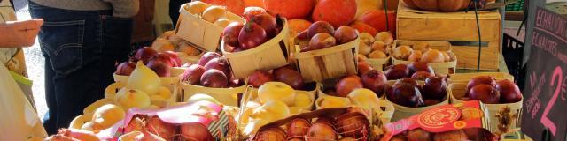 Etal Fruits Legumes Marche Oti Aubagne