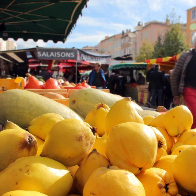 Fruits Marche Primeurs Oti Aubagne