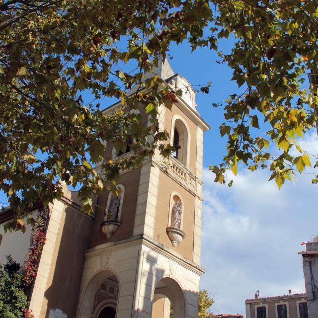 La Treille église Oti Aubagne