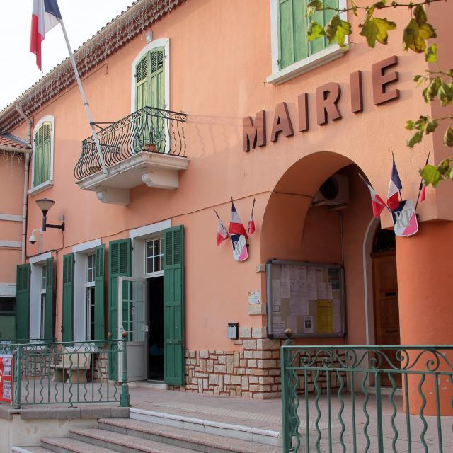 Mairie La Destrousse Oti Aubagne