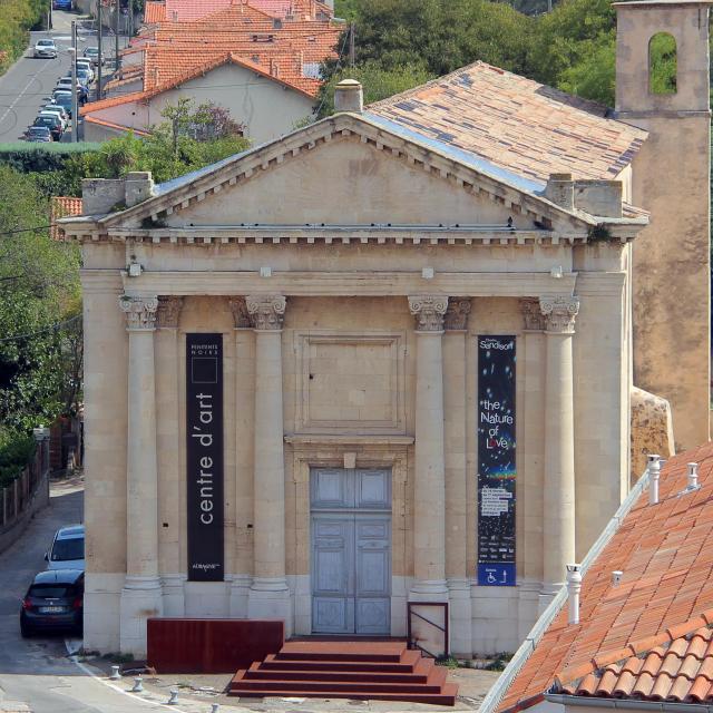 Penitents Noirs Centre D'art Aubagne Oti Aubagne