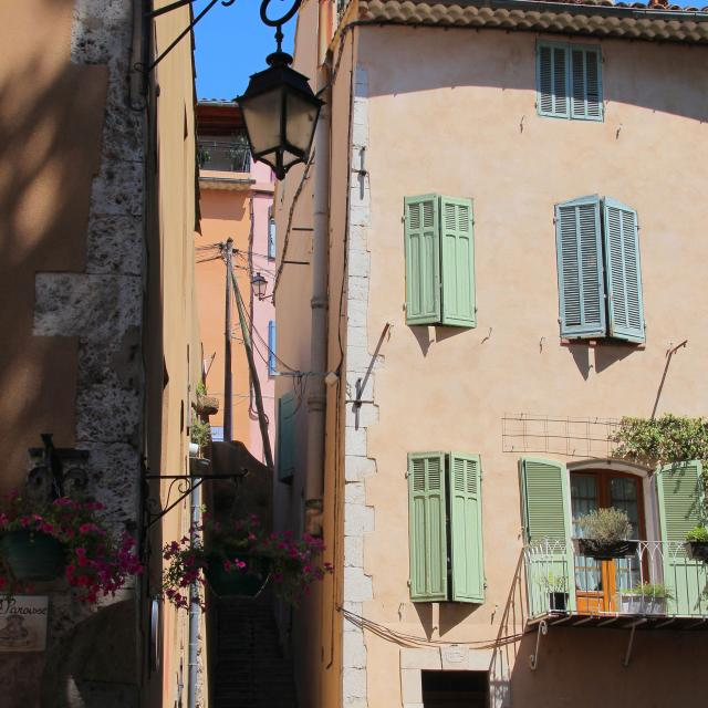 Rue Provençale Auriol Oti Aubagne