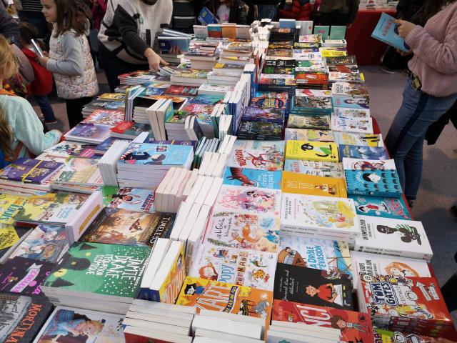 Grains de sel - Festival du livre pour enfant