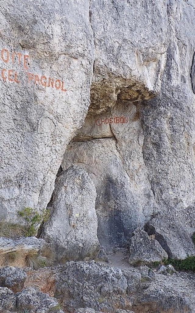 Grotte du Grosibou - Taoumé
