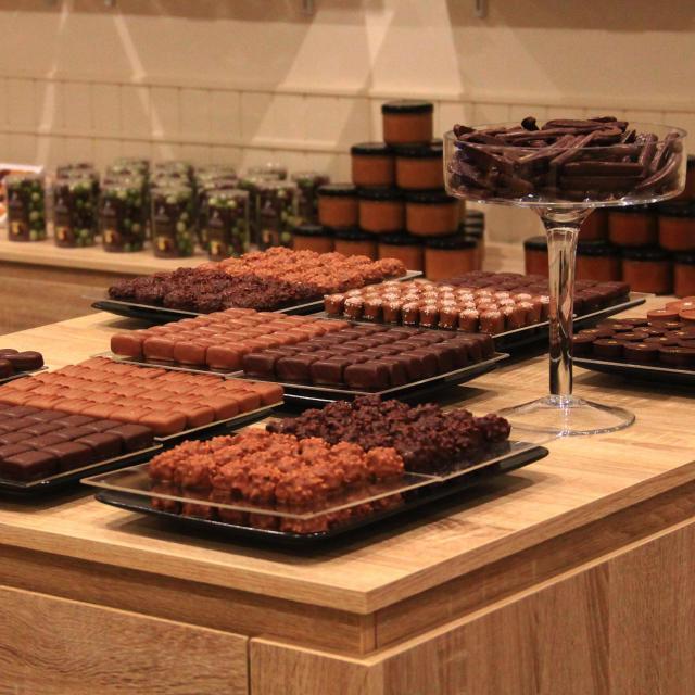 Clement Et Olivier Biscuiterie Salon The Gastronomie Chocolats Oti Aubagne