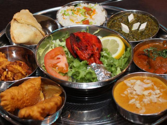 Plat Le Taj Restaurant Aubagne