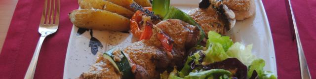 Restaurant Aubagne plat OTI_Aubagne
