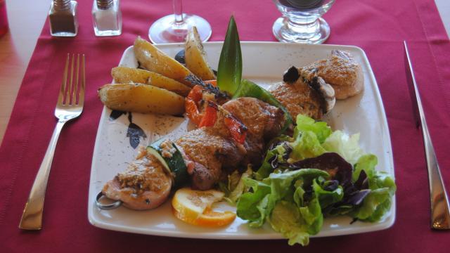Restaurant Aubagne Plat Oti Aubagne