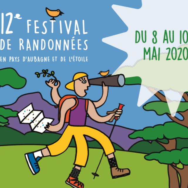 Festival De Randonnees Pays D'aubagne Et De L'etoile 8 Au 10 Mai 2020