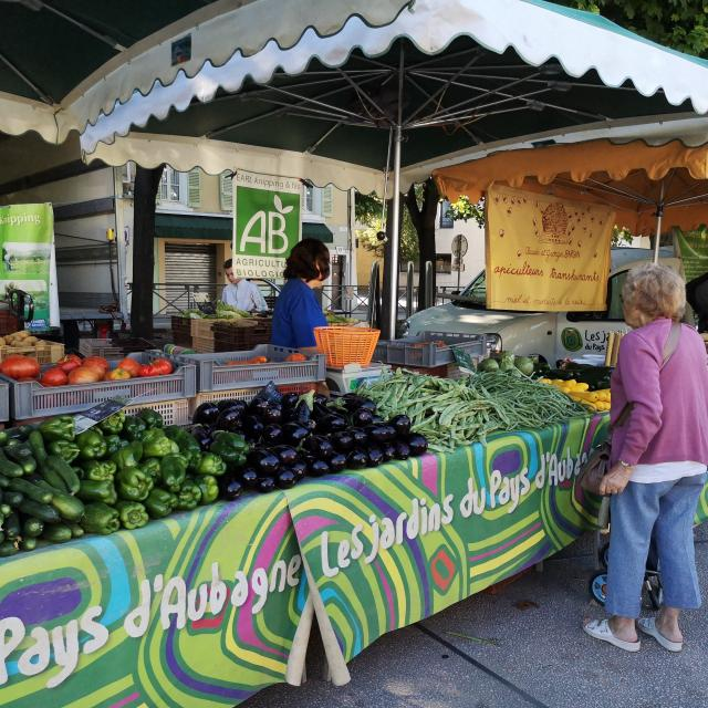 Légumes - Jardins du Pays d'Aubagne